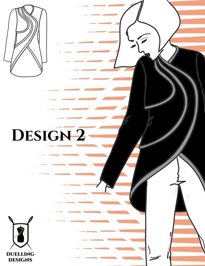 Second Chance Design Challenge on the Duelling Designs Blog www.duellingdesigns.com