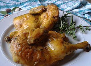 Denny Chef Blog: Galletto nostrano arrosto