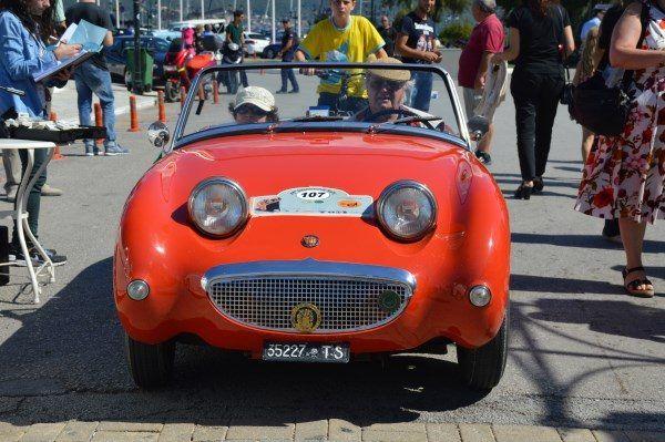 Austin Healey Sprite MK I. 1958-1971.