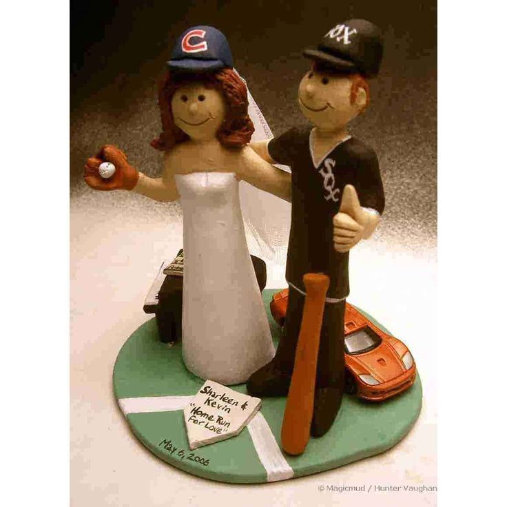 find this pin and more on baseball wedding cake toppers
