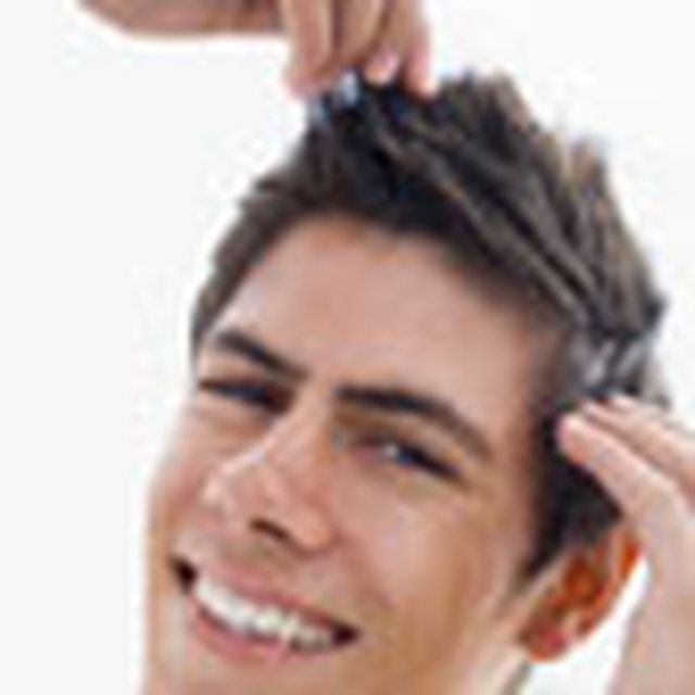 Men's Hair Styling Tips 19 Best Hairstyles Images On Pinterest  Men's Hair Men's Hairstyle