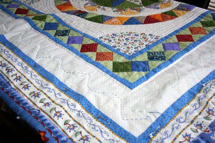 Quilting Border Template : 23 curated quilts round robin ideas by nlwilkins Square quilt, Robins and Quilt