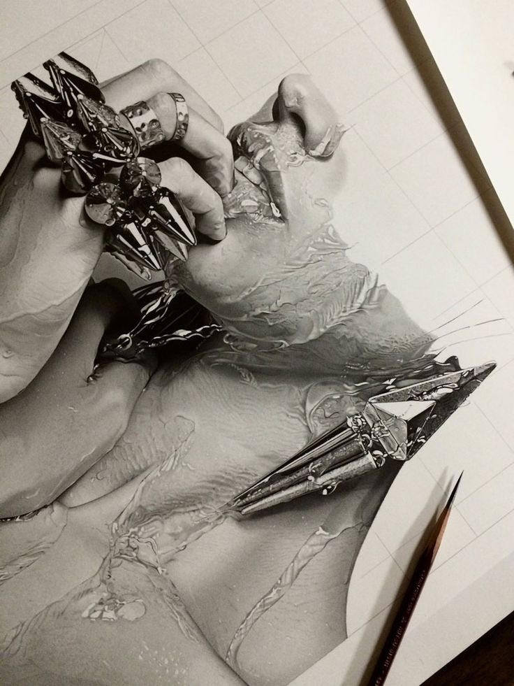 Hyper Realistic Pencil Drawings By Japanese Artist Kohei