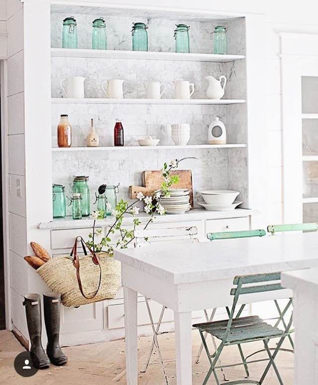 64 best cocina nueva ideas images on Pinterest | Home, White ...