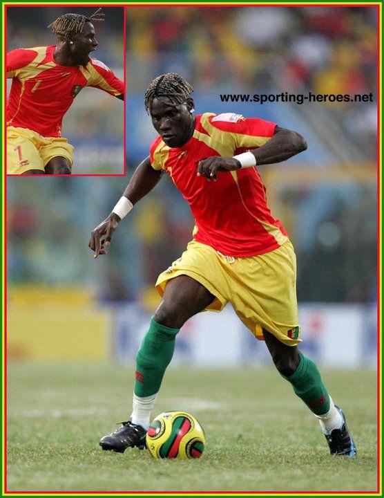 Fode Mansare - Guinee - Coupe d'Afrique des Nations 2008