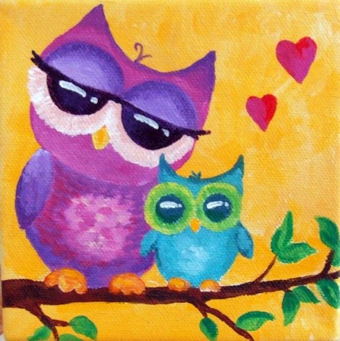 'Mama Love Owls' by Nicola Joyner