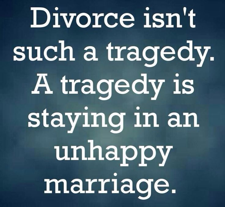 Unhappy Marriage...truth!