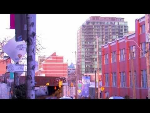 Daniel Deus - Street Art Interventions - YouTube