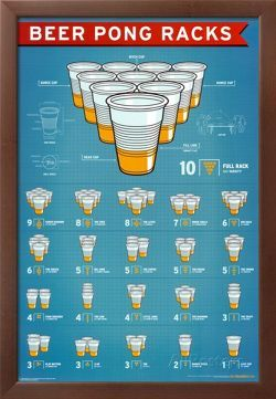 Beer Pong Racks Posters at AllPosters.com