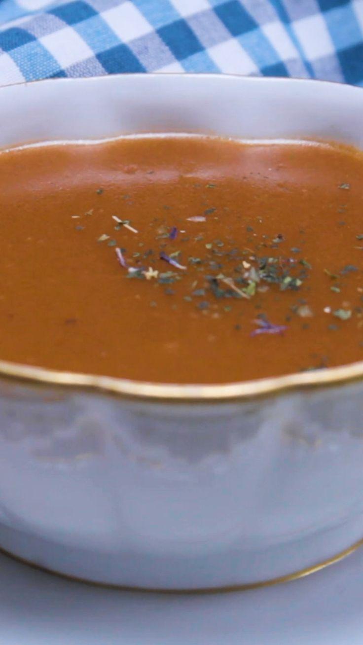 Braune Soße (Grundrezept)