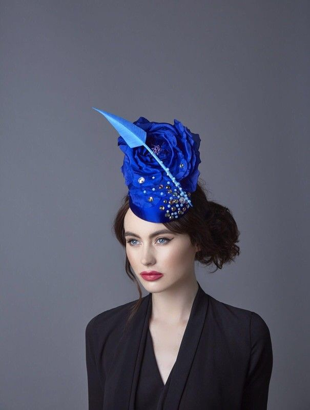 Cara Meehan London | Royal Star | Blue and Berets | LOVEHATS.COM