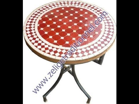 "tables mosaique pas cher ""table rectangulaire"" "" table ovale "" "" table r..."
