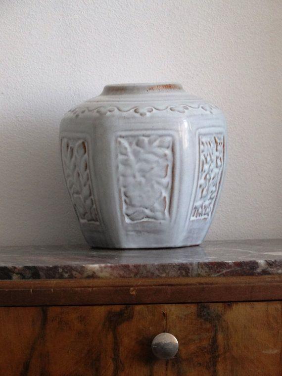 Retro Mobach Vase by LesTempsPerdus on Etsy