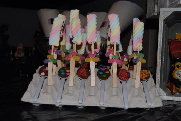 Marshmallow treats