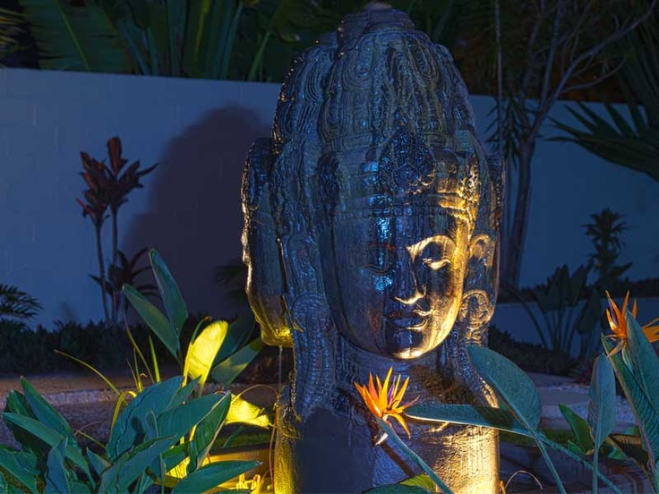 Peace & serenity with a touch of Bali at HolidayHouseGoldCoast.com
