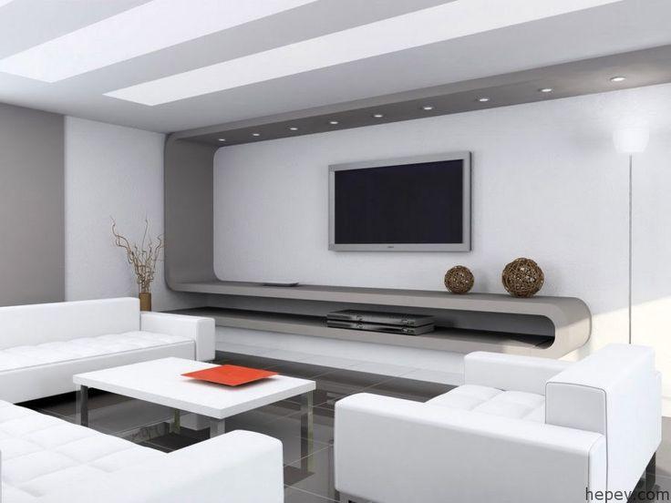 Modern Oturma Odası Nasıl Dizayn Edilmeli? - http://hepev.com/modern-oturma-odasi-nasil-dizayn-edilmeli-4427/