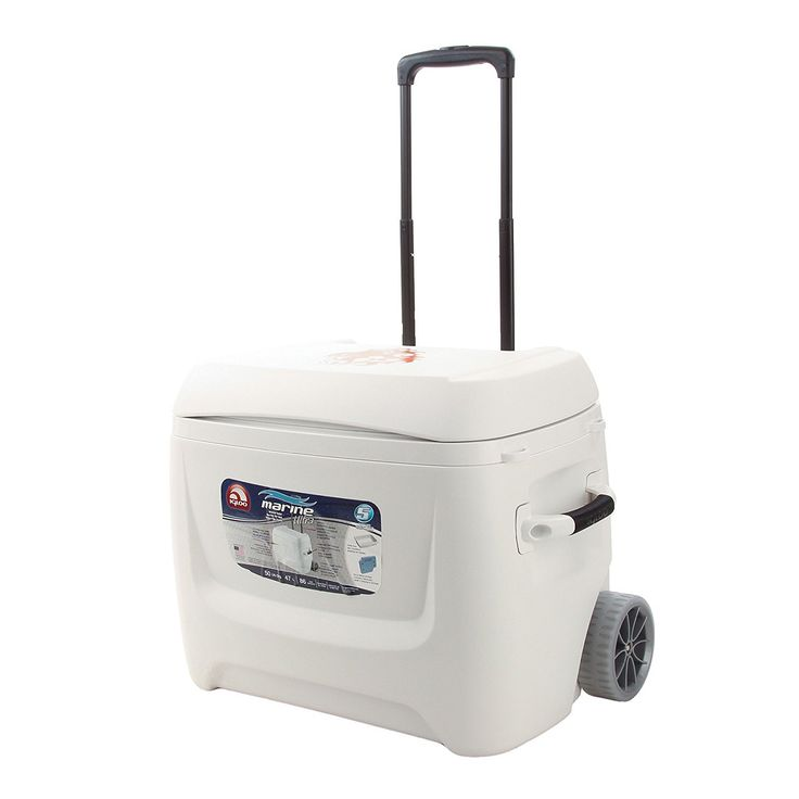 Igloo Marine Breeze Roller Cooler *** To view further for this item, visit the image link. (This is an Amazon Affiliate link and I receive a commission for the sales)