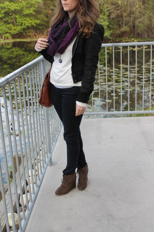 i want a scarfff: Fashion Clothing, Style, Infinity Scarf, Fall Outfits, Fashion Inspiration, Design Bags, Outfit Y, Black Jeans, Fall Winte Fashion