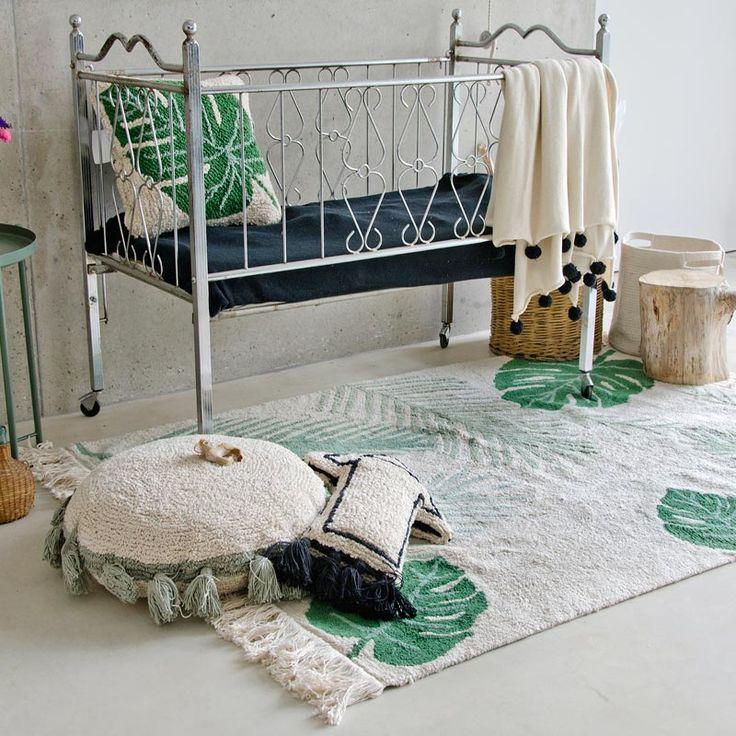 Waschbarer Teppich Tropical von Lorena Canals auf WIE EINFACH! - Der Marktplatz mit Tipps, Tricks und cleveren Produkten