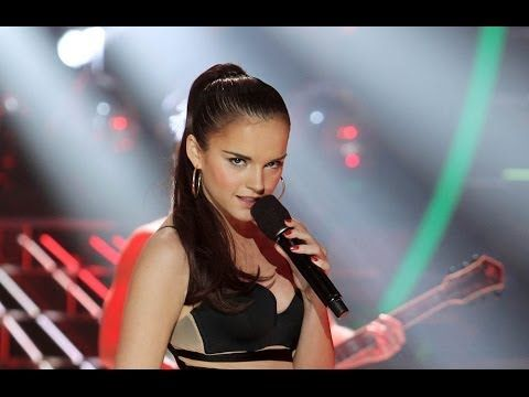 Tu cara me suena - Melody imita a Natalia Jiménez - YouTube