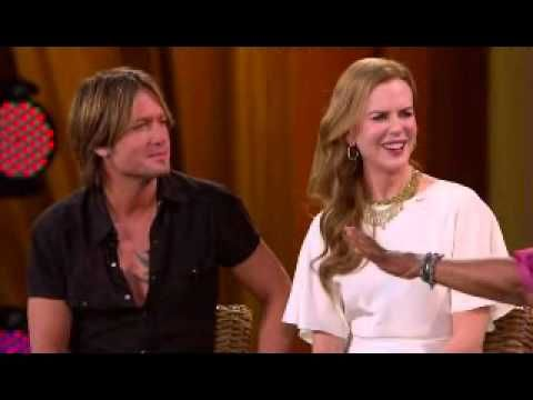 Keith Urban & Nicole Kidman - YouTube