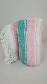 Authentieke mexicaanse deken hand geweven. Festival plaid, decoratie,deken , omslag doek, woonplaid, yoga deken, picknick, wandkleed en nog voor veel meer.