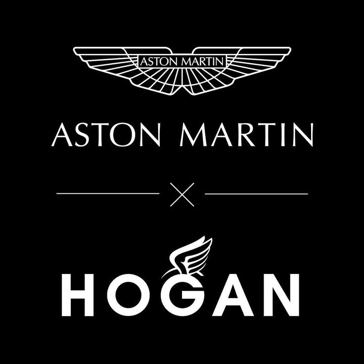 When British luxury comes together with Italian style #ASTONMARTINxHOGAN