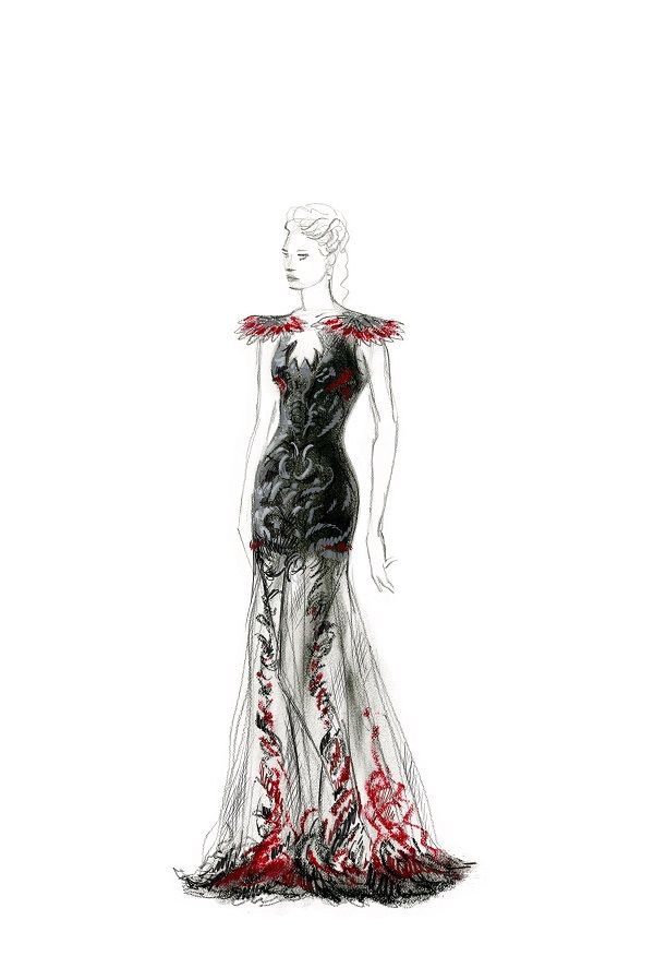 The Designer Behind the Wild 'The Hunger Games: Catching Fire' Costumes: Trish Summerville | Thompson on Hollywood