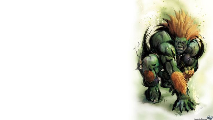 Blanka Street Fighter Wallpaper (walldevil, 01/17)