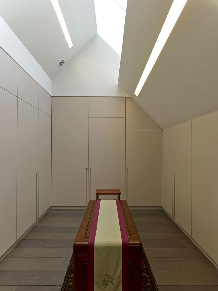 Linear recessed lighting will add the same effect as the ...