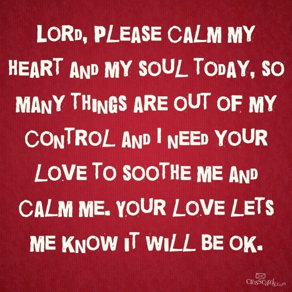 With so many friends and family suffering around me; this is all I can say. A helping profession is emotionally challenging at times and I pray daily that I am doing all I can. Hoping for some peace to be restored for people I love and care about...