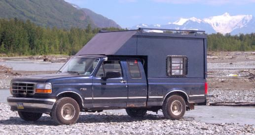 Auto Rv Buy And Sell Used Cars Trucks Rvs And More: How To Build Your Own Homemade DIY Truck Camper (Great