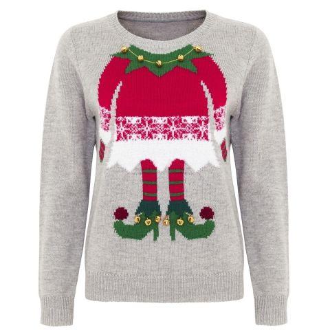 Debenhams Elf Christmas Jumper, £20