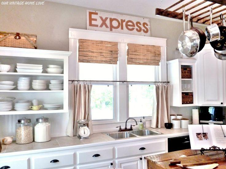 Open Shelving Kitchen Cocina Deco Pinterest Cocina
