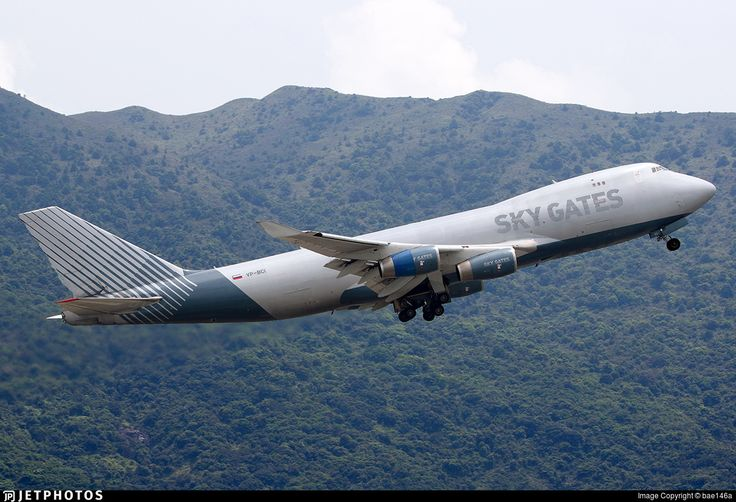 Photo of VP-BCI - Boeing 747-467F(SCD) - Sky Gates Airlines