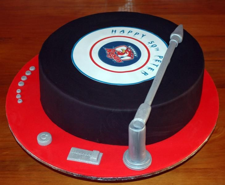 Vinyl Record Cake Google Search Cake Decorating