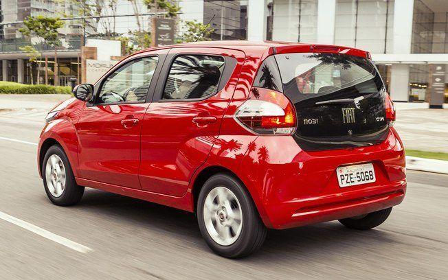 Novo Fiat Mobi 2020 Preco Ficha Tecnica Fotos Versoes Fiat Panda Fiat Palio Carros