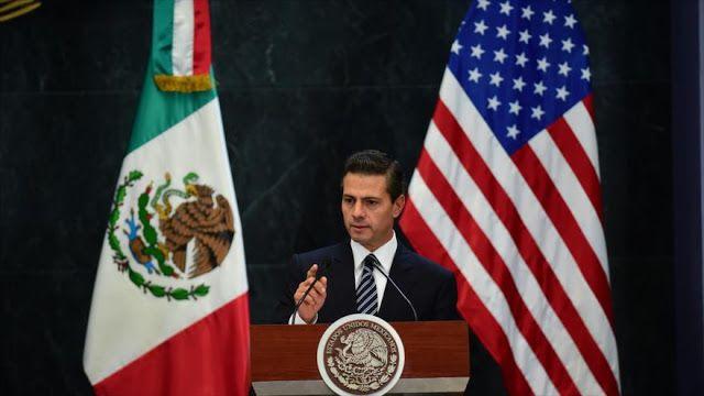 """Peña Nieto: Posturas de Trump """"lastiman"""" la relación EEUU-México"""