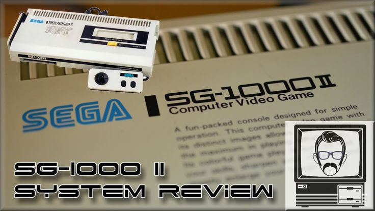 Sega SG-1000 II System Review & Story | Nostalgia Nerd The Sega SG-1000 and SG-1000 Mk II were released in Japan around the same time as the Famicom (Nintendo NES) and were the predecessor to the infamous Sega Master System. Here, I take a look at the console, the hardware, software, as well as the back story in creating this epic piece of gaming history.
