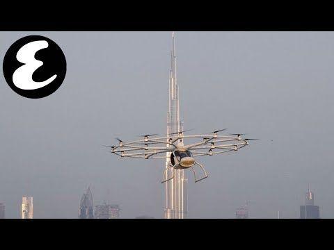 InfoNavWeb                       Informação, Notícias,Videos, Diversão, Games e Tecnologia.  : Primeiro voo de táxi aéreo autônomo é feito em Dub...