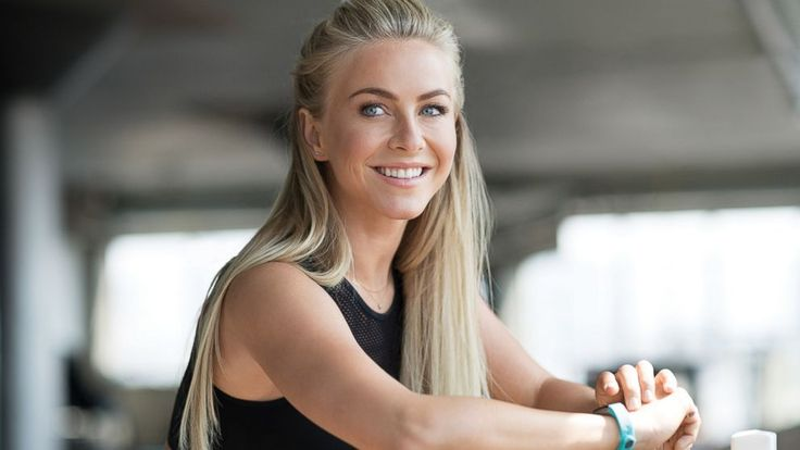 """Julianne Hough is sharing her wellness tips to shake up your fitness routine including the Body by Simone dance cardio workout for a special """"GMA"""" live stream."""