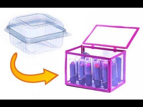 Coisas que Gosto: DIY - Caixa Organizadora Reciclada