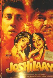 Joshilay Movie Watch Online. Dara and Karan, the sons of two of the victims of dacoit Jogi Thakur, wait many years to exact their revenge. When the Thakur's colleague Raja Singh cheats him and runs away with his loot, ...