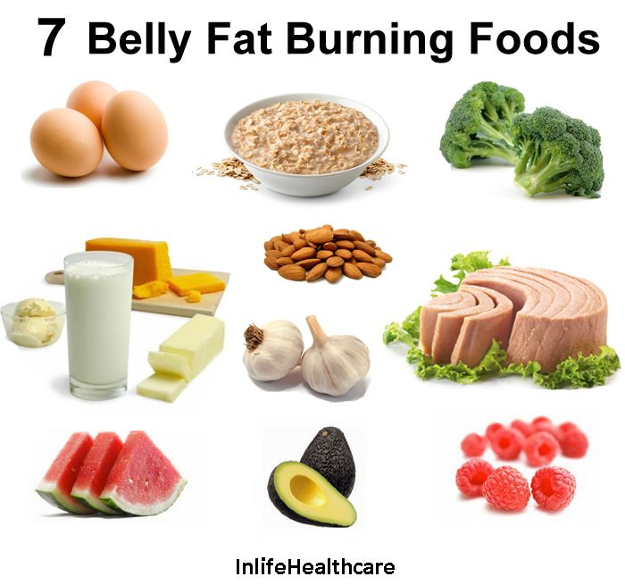 What Foods Will Help Lose Belly & Abdominal Fat Quickly