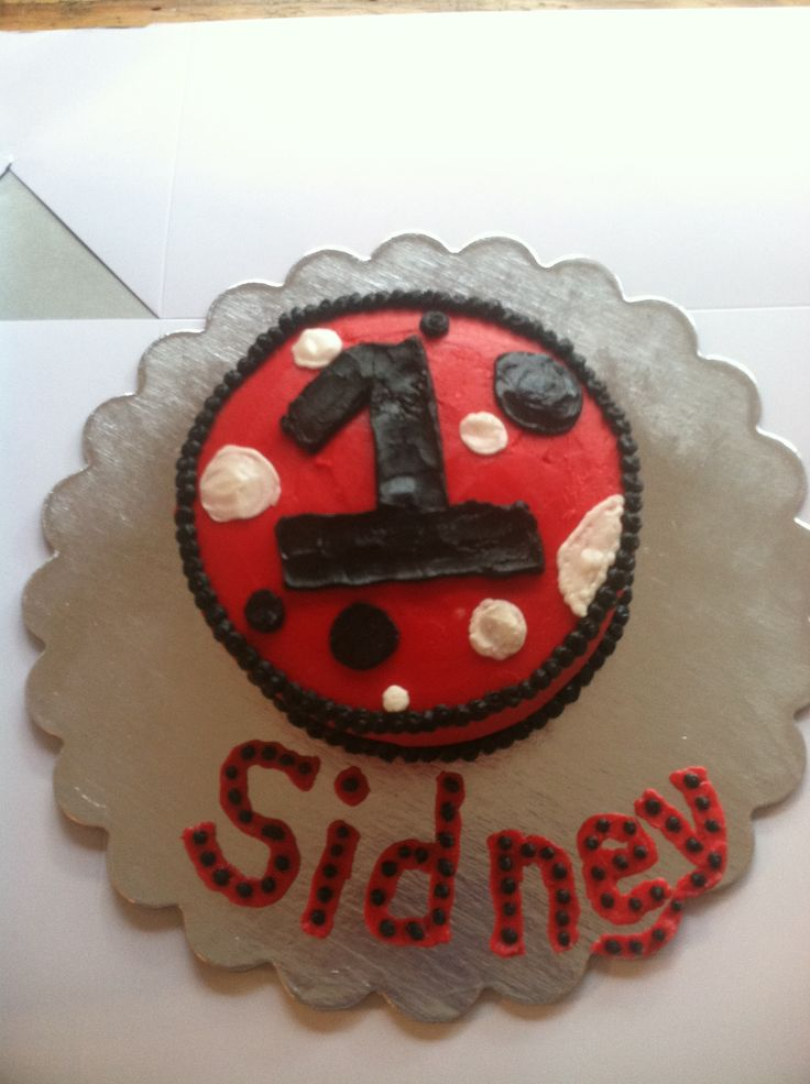 Cake Designs Ladybug : Best 25+ Ladybug smash cakes ideas on Pinterest Ladybug ...