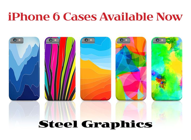 iPhone 6 Cases now available