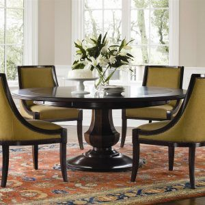 Modern Round Dining Room Table Sets