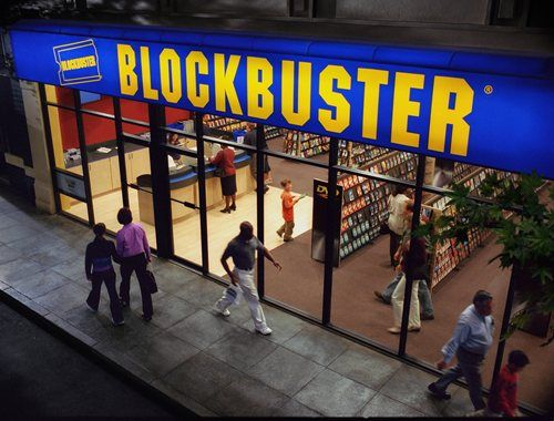 And the last Blockbuster movie ever rented is... Blockbuster was the hub for video rentals, back in the 80's and 90's. After having 9000 locations, it's shuttering it's last 300 locations. Its pretty much the end of an era, with more people than ever moving to Netflix and Redbox. The last video was rented today,and Blockbuster kept tabs on what movie it was.