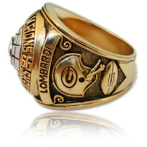 Fathers Day Gifts Green Bay Packers Super Bowl Championship Ring Vince Lombardi