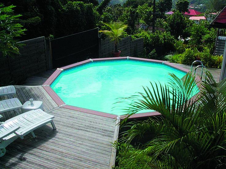 Die AZTECK-#Pools sind in vielen verschiedenen Formen, Größen und Tiefen erhältlich.